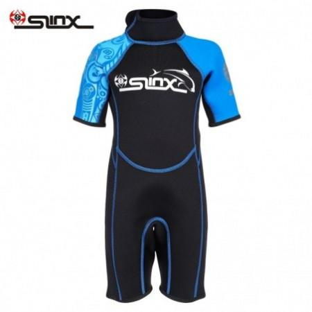SLINX 1616 2mm Neoprene Child Swimsuit Wetsuit