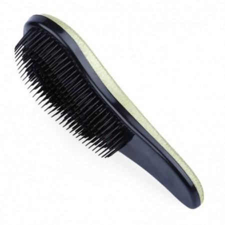 Beauty Healthy Styling Care Hair Comb Shower Massager Detangle Brush
