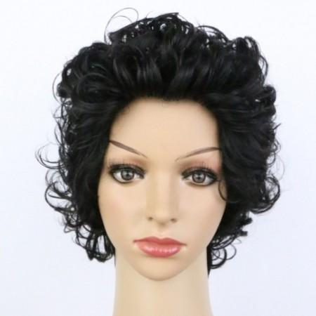 Short Curly Hair Synthetic Wig