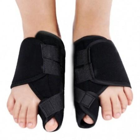 Foot Hallux Valgus Correction Belt Pair of Big Toe Corrector Healthy Tool