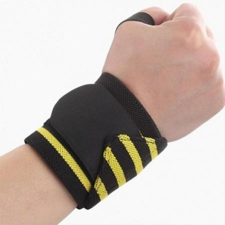 Sports Bandage Bracer Wrapping Wrist Guard