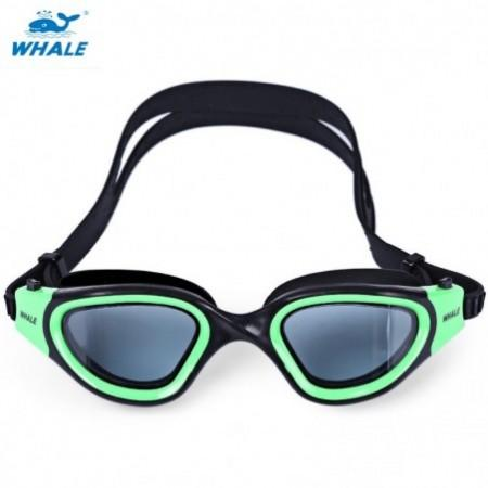 Whale Anti-fog UV Protection Goggles for Water Sports Swimming