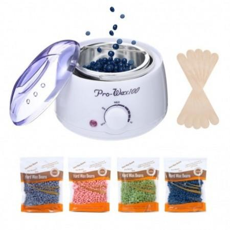 Hair Removal Wax Warmer Heater Machine Beans Waxing Kit