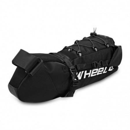 WHEELUP 10L Bicycle Saddle Bag Storage