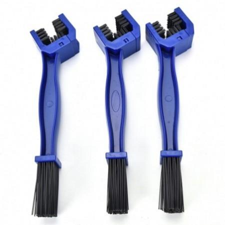 Motorcycle Bicycle Chain Clean Brush Cleaner Gear Grunge Bike Tool 1PC