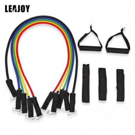 LEAJOY GM - 002 5pcs / Set Natural Tube Resistance Band