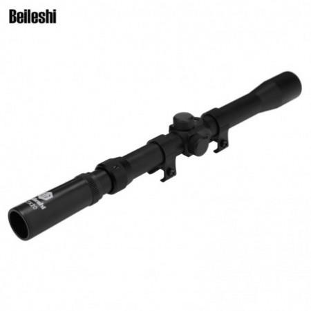 Beileshi 4X20EG Optic Sighting Telescope Hunting Sniper Scope
