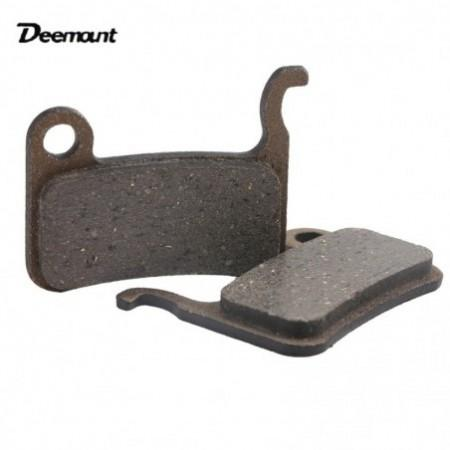 Deemount KMJG - 004 Professional Resin Bicycle Disc Brake Pad Low Noise