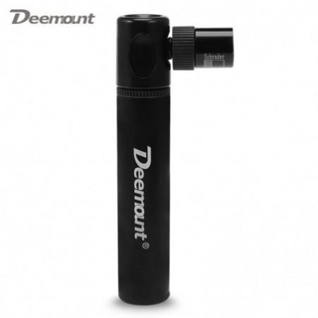 Deemount Seven-shape Portable Mini Bicycle Air Pump Inflator A / V and F / V