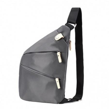 Men Chest Bag Man's Casual Messenger Bag Backpack