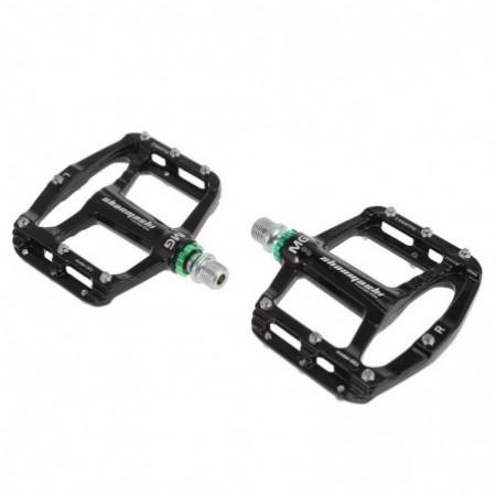 3 Sealed Bearing Magnesium Alloy Bike Pedals