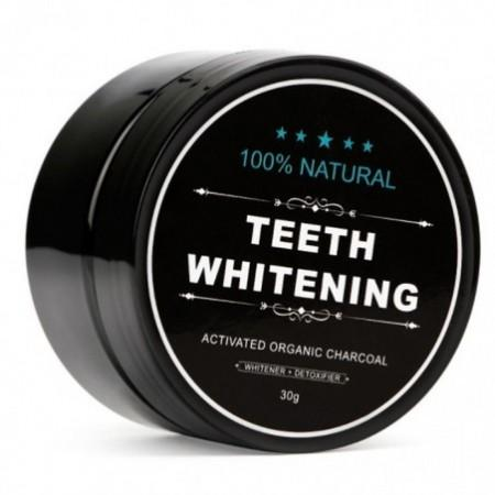 30g Activated Carbon Whitening Dental Bleaching Powder