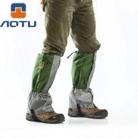 AOTU Paired Skiing Hiking Leg Protective Guard Gaiters