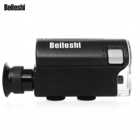 Beileshi 200 - 240X LED Currency-detecting Microscope