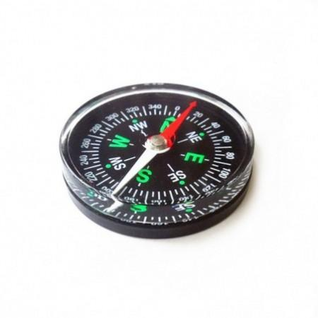 Practical Compass for Wilderness Survival Kit