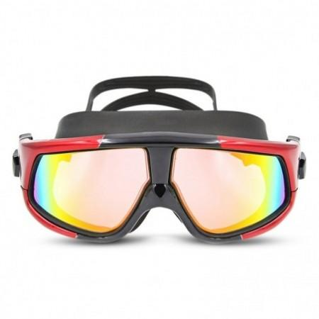 WHALE MMPC - 6100 Adult Plated Goggles