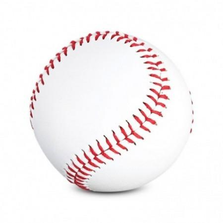 2.75 Inches White Outdoor Sports Practice Training Softball Baseball Ball