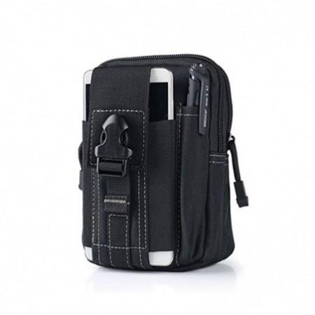 Multipurpose Tactical Utility Gadget Pouch Waist Bag Smart Phone Holster