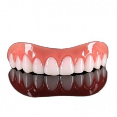 Smile Veneers Denture Paste Instant Teeth Flex Fit