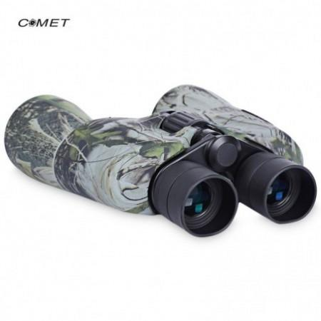 Comet AX6A 10 x 50 DPSI Portable Folding Binocular Telescope for Outdoor Activity