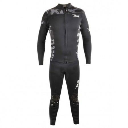 YONSUB YW6001 Man Durable Long-sleeved Waterproof Diving Suit