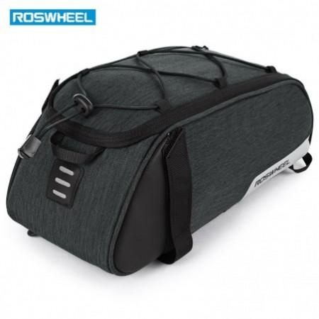 ROSWHEEL 141465 Multifunctional Bike Trunk Bag Commuter Bag