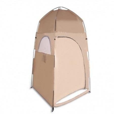 Portable Collapsible Shower Bathroom Toilet Changing Room Shelter for Outdoor Activity