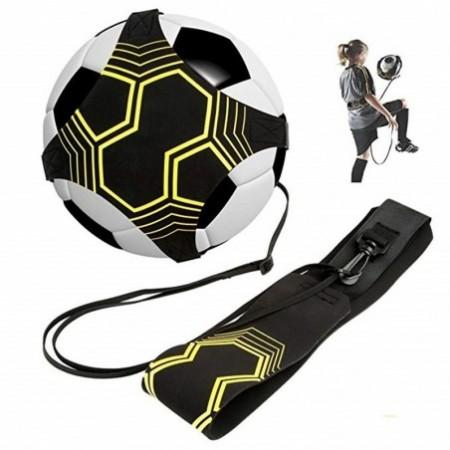 Ball with Football Training Equipment Football Training with Auxiliary Kicking
