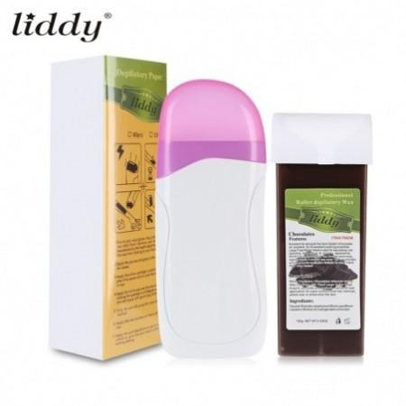 LIDDY 3 in 1 Depilatory Hair Removal Wax Machine Paper Strip