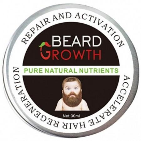 Perfume Style Moisturizing Beard Cream for Man