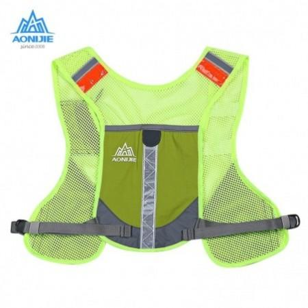 AONIJIE 5L Outdoor Running Marathon Hydration Backpack