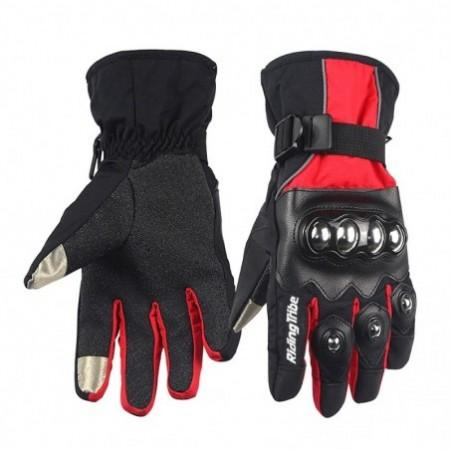 RidingTribe Motorcycle Touch Screen Winter Water-resistant Warm Ski Gloves