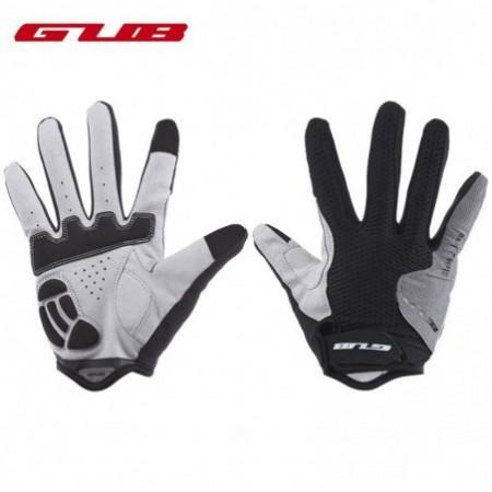 GUB 2025 Paired Warm Full Finger Bike Silicone Gloves Men Women Outdoor Sport Cycling Equipment