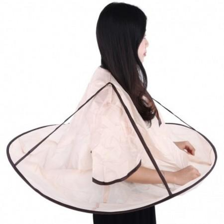 Adult Hair-Cutting Cloak Salon Hairdresser Haircut Bib Apron
