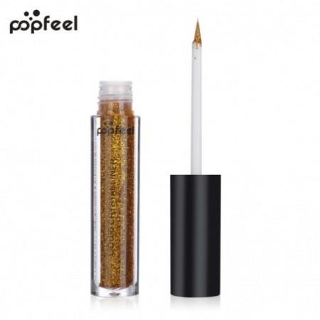 popfeel Cosmetic Glitter Eye Shadow Powder Makeup Tool