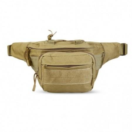 Outdoor Tactical Military Sports Cycling Waist Pack Shoulder Bag
