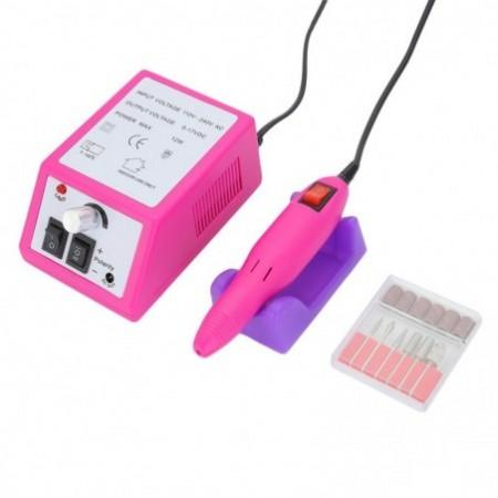 JMD - 101 Nail Manicure Pedicure Tools Files Electric Polisher Grinding Machine