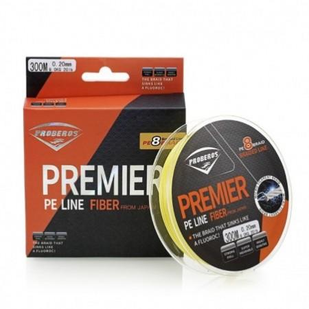 Proberos Strong 300M 8 Strand Weave PE Braided Fishing Line