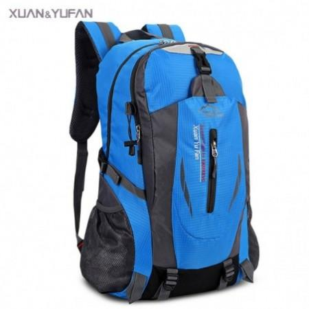 Xuanyufan Outdoor Hiking Lightweight 35L Water-resistant Travel Backpack