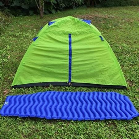 Aotu Camping Inflatable Cushion Outdoor Tent Thickened Sleeping Mat