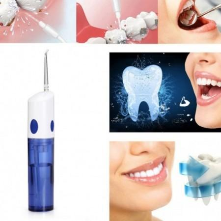 TODO AR - W - 12 Electric Oral Irrigator Dental Water Jet Floss Pick Teeth Cleaning Flusher