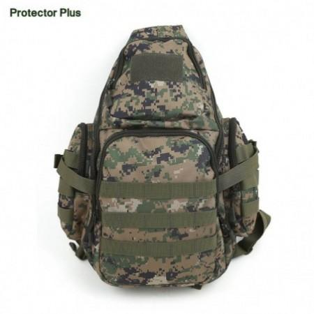Protector Plus 20 - 35L Cycling Camping Messenger Chest Bag