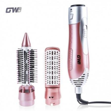 GUOWEI Professional Hair Dryer Machine Comb 2 in 1 Multifunctional Styling Tools Set Hairdryer