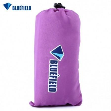 BLUEFIELD Camping Comfortable Envelope Sleep Bag for Outdoor Activity