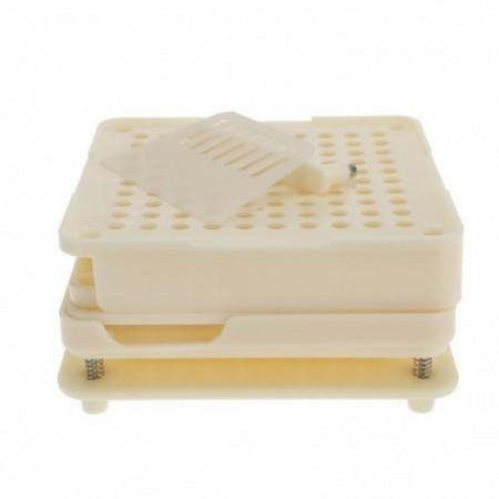 100 Holes Manual Capsule Filler with Powder Block Board