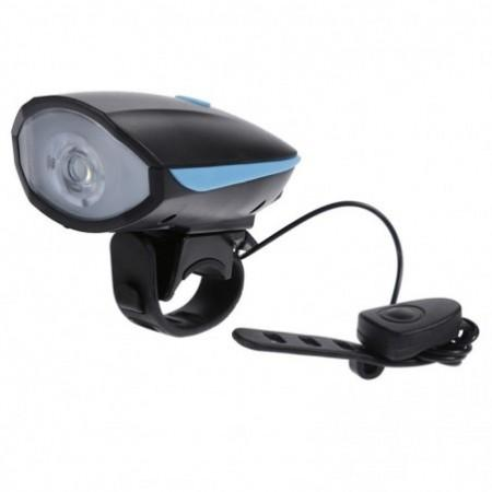 Strong Light Bicycle Headlights Live Speakers