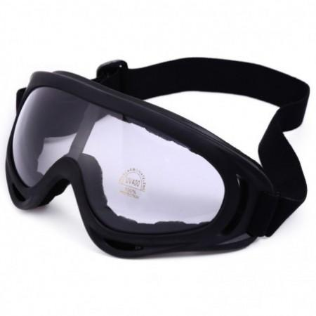 Robesbon Non-polarized Sports Running Outdoor Cycling Motocross Goggles UV400 Protection Sunglasses