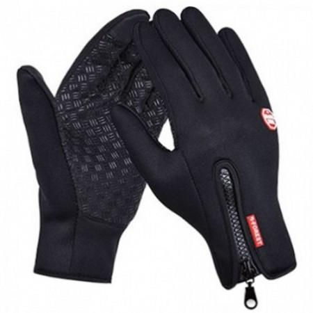 Pair of Outdoor Windproof Sports Hiking Winter Bicycle Bike Cycling Gloves