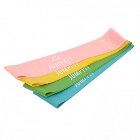 4PCS Portable Yoga Strips Fitness Equipment