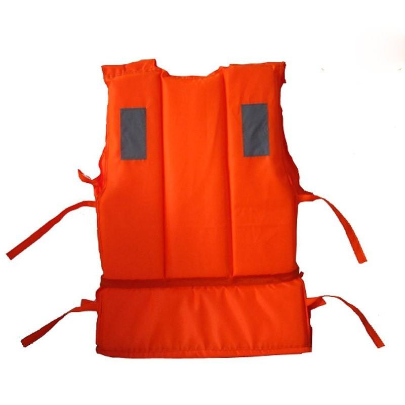 Survival Boat Sail Vest Swim Working Bubble Jackets Bathing Suit Lifesaving